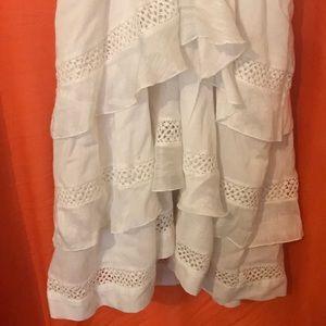 11e3073e0a4 Isabel Marant Dresses - Isabel Marant Etoile Casey Mesh Inset Ruffle Dress